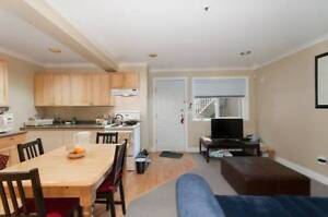 One bedroom basement suite, close to UBC