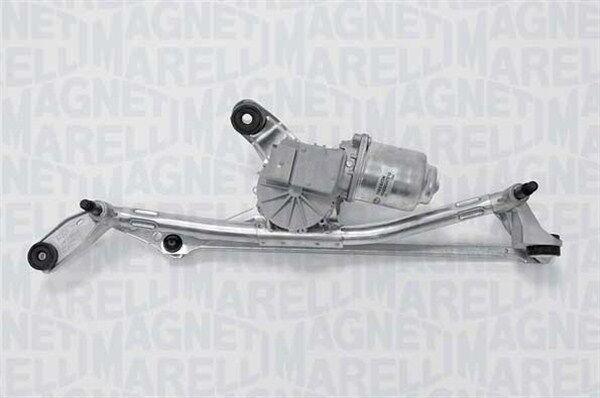 Renault Megane II Scheibenwischermotor Wischermotor vorne mit Gestänge NEU