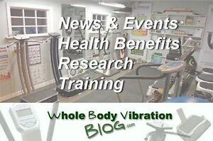 Vibration Machine Exercise Training Cambridge Kitchener Area image 10