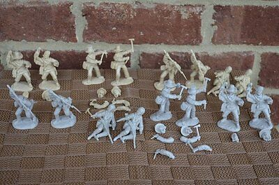 Paragon Alamo Defenders Texans Hand To Hand 1 32 54Mm Toy Soldiers Set 1