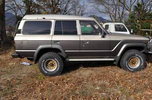 1984 Toyota Land Cruiser Bj60/HJ61 SUV