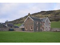 Beautiful 5 bedroom farmhouse located in a rural location - Pitroddie Farmhouse, Carse of Gowrie