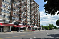 Sunny + Large Studio Apartment With Panoramic View, June 1 (NDG)