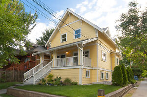 "Beautiful Character ""YELLOW HOUSE"" Vancouver Duplex - OPEN HOUSE"