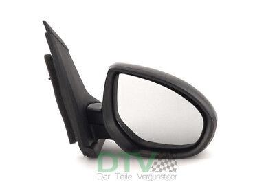 Außenspiegel Elektrisch einklappbar Spiegel rechts für Mazda 2 DE 10//07 Glas