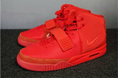 Nike Red Air Yeezy New Shoes