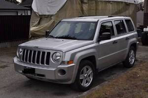 2010 Jeep Patriot - only 87,000kms!