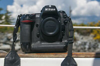 NIKON D2SX-Low shutter count