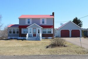 Water View!!!! Character Home!!!!  4 Car Garage!!!  $179 900
