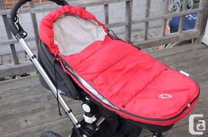 Slerping bag bugaboo rouge excellent état