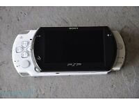 psp go black 16gb with 200 games