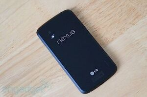 LG NEXUS 4 -WIND MOBILE- (unlocked) Edmonton Edmonton Area image 3