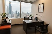 Large Boardroom in the Heart of Downtown- Seats up to 12 People
