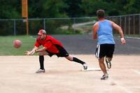 Try kickball/soccer baseball this Fall! Only $19 for 3 weeks!