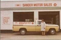 Service Manager; Sander Motor Sales