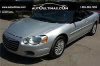Chrysler Cabriolet Sebring CONVERTIBLE Automatique C 2005