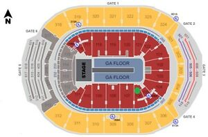 Kanye West LOWER BOWL - - 2 tickets - - BELOW COST