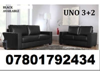SOFA BRAND NEW LEATHER ITALIAN SOFA AVAILABLE FAST DELIVERY 4349