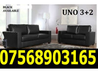 SOFA BRAND NEW LEATHER ITALIAN SOFA AVAILABLE FAST DELIVERY 8045