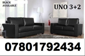 SOFA BRAND NEW LEATHER ITALIAN SOFA AVAILABLE FAST DELIVERY 514