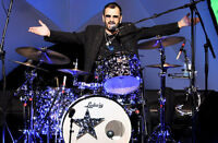 Front Row Seat! - Ringo Starr at Massey Hall October 20th