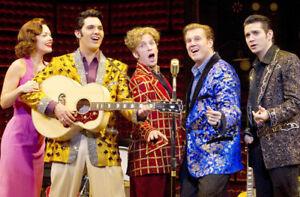 Million Dollar Quartet Tickets for sale   SEP 8
