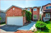 BEAUTIFUL 4+1BR - 4WR - DETACHED 2 STOREY RENOVATED - PICKERING