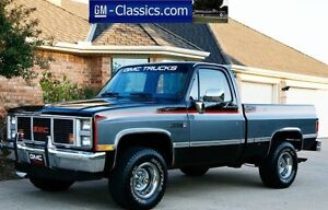 Looking for a 1980s gmc truck