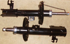 Pair of Front Shock Absorbers for SAAB 9-3 2003 onwards