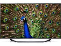 LG 55 INCH 4K ULTRA HD SMART LED TV (55UF770V)