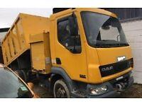 Quick Sale NEEDED 2003 DAF FL LF45 150 Tipper Dumper Truck