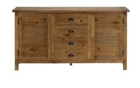 New marks and Spencer Bailey sideboard RRP£799