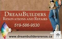 Renovations and Handyman Repairs