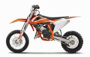 2018 Motos KTM MINI MOTOCROSS 65 SX 2018