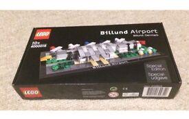 Lego Billund Airport set - extremely rare