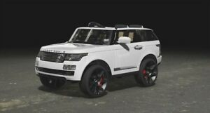 RANGE ROVER RIDE ON TOY CAR / VOITURE ENFANT ELECTRIQUE 12VOLTS