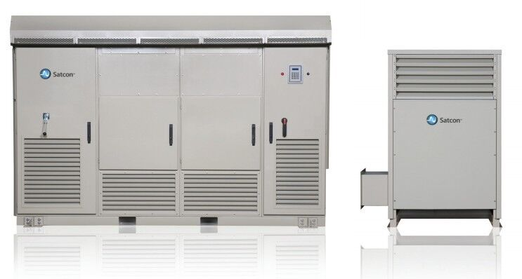 Brand New Satcon Inverter - PowerGate Plus 500 kW UL (PVS-500-UL)