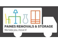 PAINE'S REMOVALS & STORAGE (man & van)