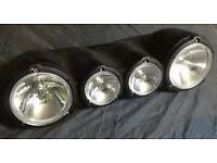 Subaru Impreza hid lamp light pod race rally road track