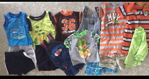 6month lot#4 boys summer clothes 20$ OBO