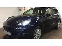 PORSCHE CAYENNE 3.0 V6 D 260 PLATINUM EDITION GTS TURBO S FROM £149 PER WEEK!