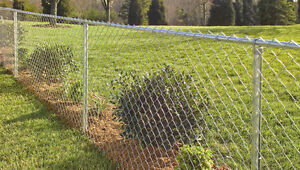 WANTED: CHAIN LINK FENCE (POSTS, HARDWARE ETC)