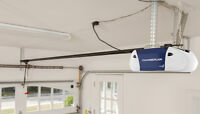 Professional Garage Door Opener Installation