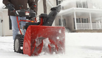 Snow Plowing Snow Removal Snow Blowing COBOURG  + surrounding