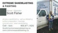 Mobile Sandblasting & Painting - Industrial / Commercial / Pools