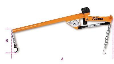 Leva estrazione testine braccio oscillante/ammortizzatori dal montante Beta 1567