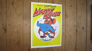 Mighty-Mouse-Fantastic-Repro-POSTER