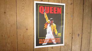 Queen-Freddie-Mercury-Milan-1984-Repro-Tour-POSTER