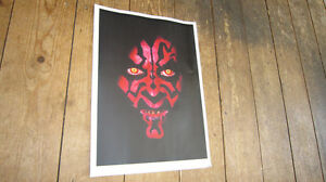 Darth-Maul-Star-Wars-Great-New-POSTER
