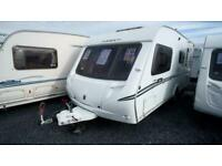 2009 Abbey GTS 416 Used Caravan